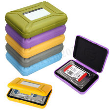 """Festplatten Schutzhülle Gehäuse Box für ORICO 3.5"""" Hard Disk SATA SSD HDD DE"""