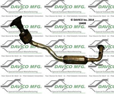 Catalytic Converter-Exact-Fit Davico Exc CA 18408