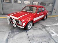 FORD Escort MKI RS 2000 RS2000 rot red white 1973 Triple9 IXO Metall 1:18