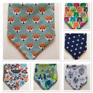 Baby Dribble Bibs Bandana Drooling Feeding LUXURY PREMIUM QUALITY SUPER SOFT