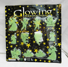 Glowing Imaginations - Glow in the Dark Stickers - Cherub and Angel Pack