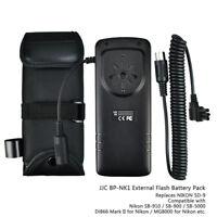 JJC Speedlite Flash Battery Pack for Nikon SB-910/900 Nissin MG800 as Nikon SD-9