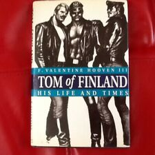 Tom of Finland Bio Gay Icon Artist Leathermen Sailors Cops Homoerotic Drawings