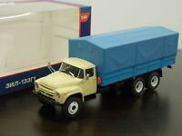 1:43 ZIL-133 G1 Flatbed Truck with Removable Top #28 Legendary Trucks (Modimio)
