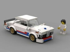 Building instructions for Lego Speed Champions MOC