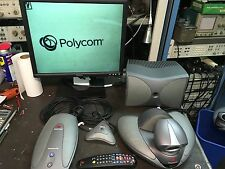 Polycom VSX 7000 Video Conference System With Video Concert VSX TESTED