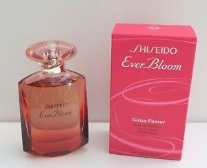 Shiseido Ever Bloom Ginza Flower Eau de Parfum Spray, 50ml, Brand New in Box!