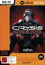 PC-Crysis Maximum Edition (Value Games) /PC  GAME NUOVO
