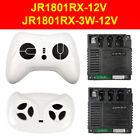 JR1801RX-12V JR1801-3W-12V Receiver for Children Electric Car 2.4G Bluetooth RC