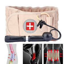 Lumbat Traction Decompression Belt Spine Correction Back Braces & Lumbar Support