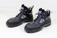 Promat Safeline® S3 Bottes de Sécurité Chaussures Travail Gr.47 Noir Cuir Neuf