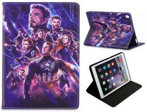 For iPad Pro 9.7 / iPad 9.7 / iPad Air 1-2 Avengers Iron Man Case Cover