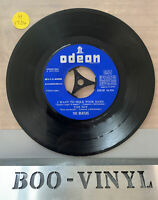 """The Beatles - I Want To Hold Your Hand Rare Spanish Press DSOE 16.576 Ex Con 7"""""""