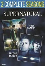 Supernatural: Season 1 And Season 2 [New DVD] Shrink Wrapped, 2 Pack, Brick, B