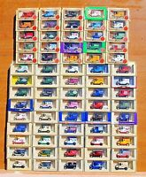 LLEDO DIECAST PROMOTIONAL 1920's MODEL T FORD VANS  - CHOOSE FROM LIST - LOT G