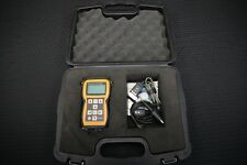 **Read** GE DM5E Dual Multi Ultrasonic Thickness Gage w/PROBES! NDT UT