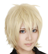 Hair Cap+ Axis Powers Hetalia APH England Arthur cosplay wig