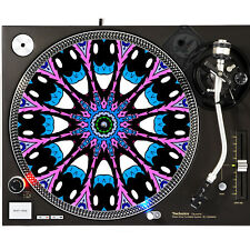 Portable Products Dj Turntable Slipmat 12 inch - Eye Spy Insect