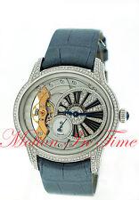 Audemars Piguet Ladies Millenary Hand Wound 18kt White Gold 77248BC.ZZ.A111CR.01
