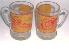 GLASS DRINK SHOOTER SHOT MINI MUG NEWFIE NEWFOUNDLAND