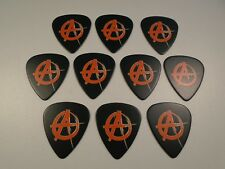 ANARCHY 10 MEDIATORS PICKS - 0,73mm - pour guitare