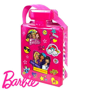 Barbie Perfume Beauty Make Up Case 14 Pieces Set Gift For Girls