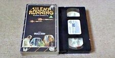 SILENT RUNNING CIC UK PAL VHS Pre-Cert VIDEO 1986 Bruce Dern Joan Baez