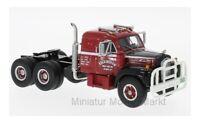 #64061 - Neo Mack  B-61ST - rot/schwarz - with Sleeper Cab - 1957 - 1:64
