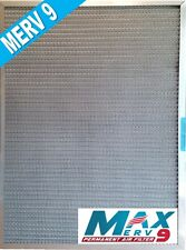 Allergy Magnet Washable, Permanent, Electrostatic Furnace Air Filter - 8x24x1