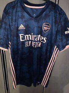 Adidas Fly Emirates Arsenal Jersey T-shirt Size Extra Large XL 20 21 Third Kit