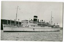 India Sea Transportation Postcard
