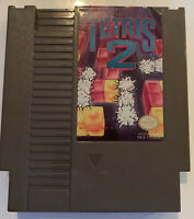 Tetris 2 (Nintendo Entertainment System, 1993) Game Cartridge Only