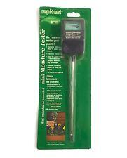 Luster Leaf MINI MOISTURE TESTER Analog Soil Probe Prevent Overwater 1 pk 1810