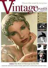 Vintagexplorer - Issue No17 - August/September 2014