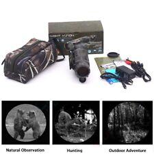 New Camo Hunting Infrared Dark Night Vision 5X40 Monocular Binoculars Telescopes