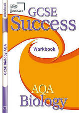 AQA Biology: Workbook and Answers (2012 Exams Only) (Letts GCSE-ExLibrary