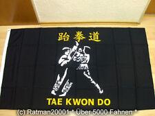Banderas bandera taekwan do-tae kwon do - 90 x 150 cm