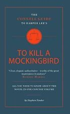 """""""AS NEW"""" Fender, Stephen, Harper Lee's To Kill a Mockingbird (The Connell Guide"""