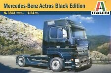 ITALERI 1:24 KIT MERCEDES BENZ ACTROS BLACK EDITION 3841