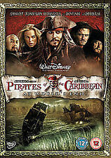 Pirates Of The Caribbean - At World's End (DVD, 2010)