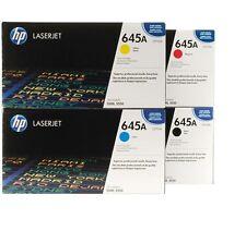 HP 5500/5550 TONER SET C9730A C9731A C9732A C9733A NIB