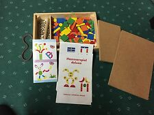 Hammer Board Puzzle Double Easel Kid Wooden Toy Sketchpad Xmas
