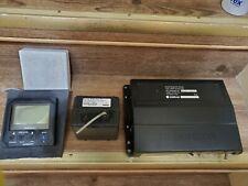 SIMRAD Robertson J300X Junction Unit, AP11 Control Unit, RFC35 Compass