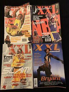 XXL Basketball Magazines - Kobe Bryant