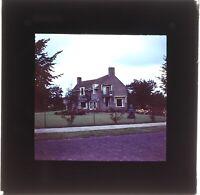 PAYS-BAS Amersfoort 1954 Maison, Photo Plaque de Projection Lanterne Magique