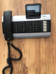 Gigaset de900 ip pro IP Telefon PoE Schwarz Silber