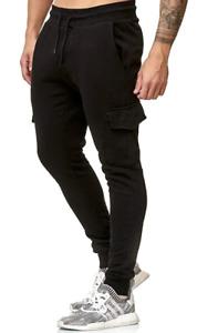 Redrum Cargo Pant Jogginghose mit zwei seitlich aufgesetzten Cargo Taschen