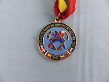 Médaille ICE HOCKEY SUR GLACE ESPANA 1977 CAMPTO EUROPEO JUNIOR'S B HIELO