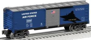 Lionel 6-29997 O USA/ USAF Boxcar LN/Box