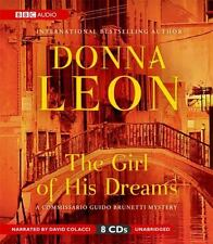 The Girl of His Dreams Commissario Brunetti Mystery Donna Leon, Missing Disc 8